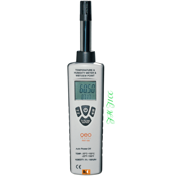 Thiết Bị Đo Độ Ẩm FHT100 | Le Quoc Equipment.
