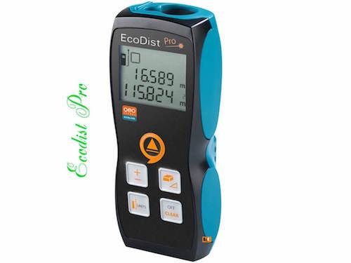 Thước đo laser Ecodist Pro   Thước đo laze 5cm - 40m