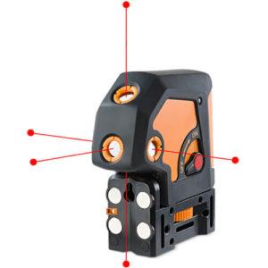 Máy Bắn Laser 5 Điểm GEO5P | Le Quoc Equipment.