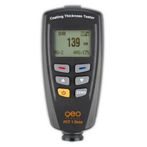 Máy đo độ dày lớp phủ FCT 1 Data | Geo-Fennel