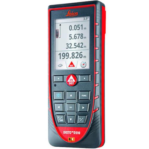 Máy Đo Khoảng Cách Laser Disto D510 | Le Quoc Equipment.