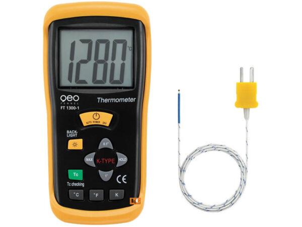 Máy đo nhiệt độ cầm tay FT 1300-1 Geo-Fennel