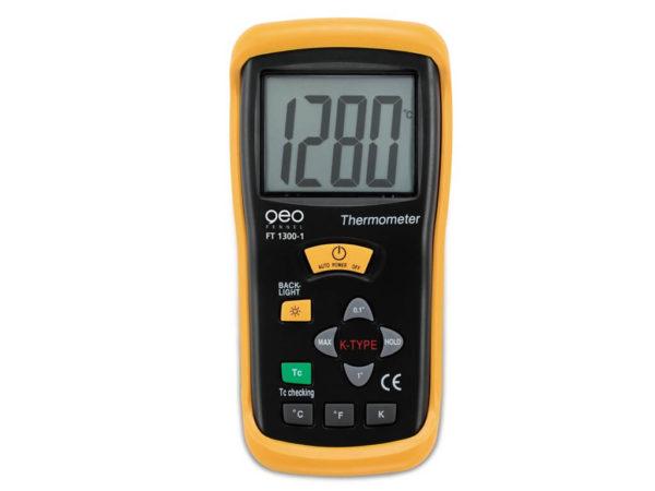 Máy đo nhiệt độ cầm tay FT 1300-1 | Geo-Fennel