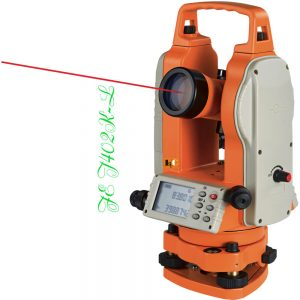 Máy Kinh Vĩ Điện Tử Laser FET420K-L | Le Quoc Equipment.