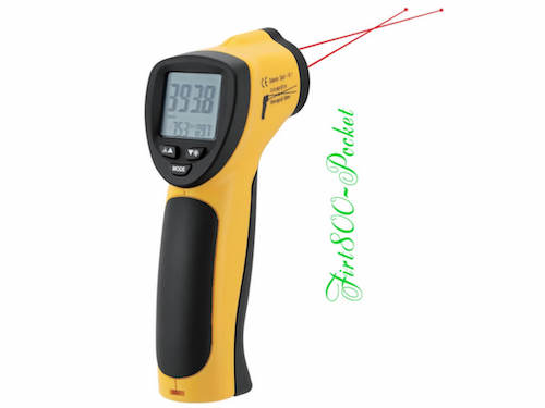 Súng bắn nhiệt độ FIRT800-Pocket