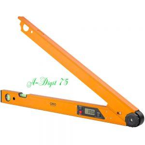 Thước Đo Góc A-Digit 75 | Le Quoc Equipment.
