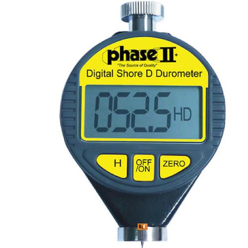Máy Đo Độ Cứng Nhựa PHT-980 | Le Quoc Equipment.