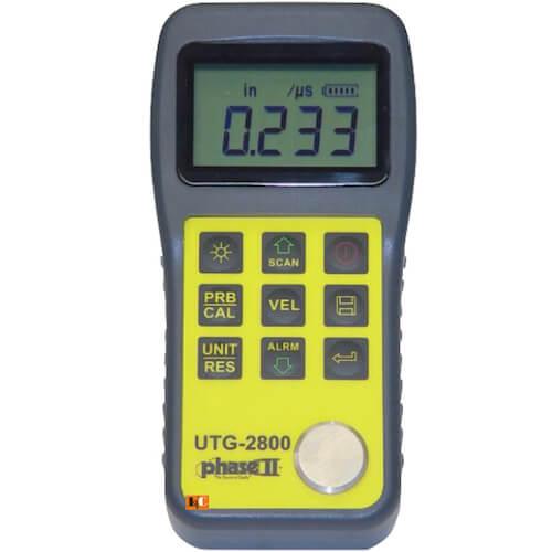 Máy đo độ dày vật liệu UTG-2800.