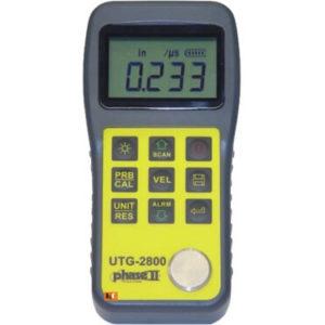 Máy đo độ dày vật liệu UTG-2800 Phase II