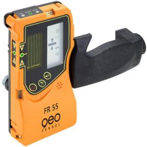 Máy Dò Laser Làm Ngoài Trời FR55 (Receiver) | Le Quoc Equipment.