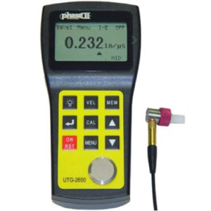 Thiết bị đo độ dày UTG-2650 Phase II