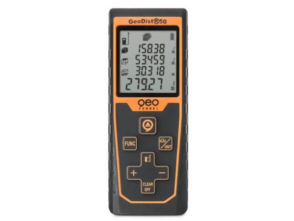 Máy đo khoảng cách bằng laser Geodist50 | Geo-Fennel