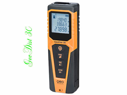 GeoDist30 5cm - 30m.