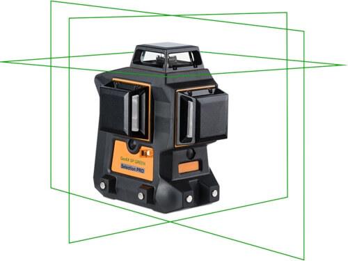 Máy cân bằng laser GEO6X SP Green Kit GEO-Fennel