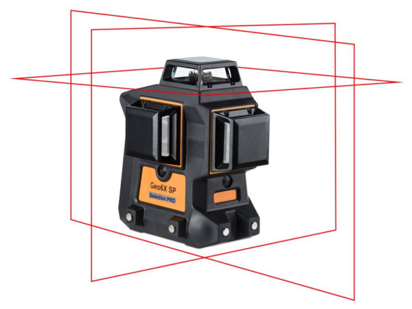 Máy cân mực laser Geo6X SP Kit | Geo-Fennel