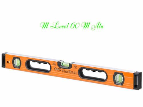 Thước Cân Thủy M Level 60 M Alu