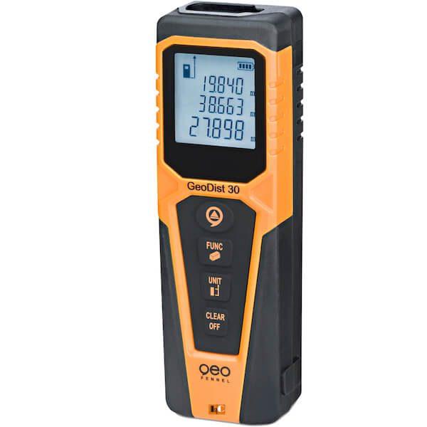 Thước Đo Khoảng Cách Bằng Tia Laser GeoDist30   Le Quoc Equipment.