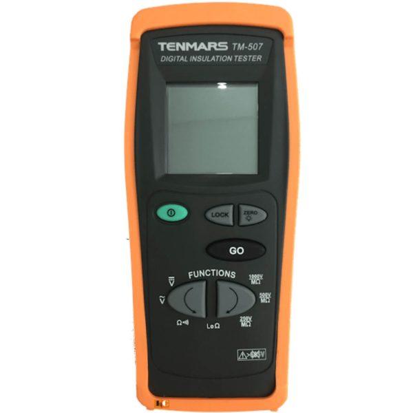 Máy Đo Điện Trở Cách Điện TM-507 | Le Quoc Equipment.