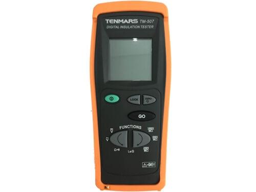 Máy đo điện trở cách điện TM-507 Tenmars