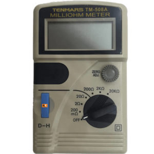 Milli Ôm Kế TM-508A | Le Quoc Equipment.
