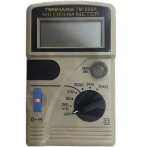 Milli ôm kế TM-508A Tenmars