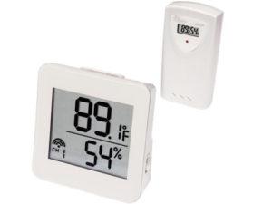 Nhiệt ẩm kế wireless không dây 800254-800255