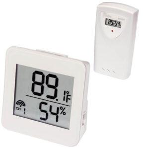 Nhiệt ẩm kế wireless 800254 Sper Scientific
