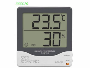 Nhiệt kế đo nhiệt độ phòng 800016