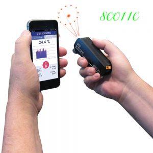 Bút Đo Nhiệt Độ Hồng Ngoại 800110 Bluetooth Phone Tablet | Le Quoc Equipment