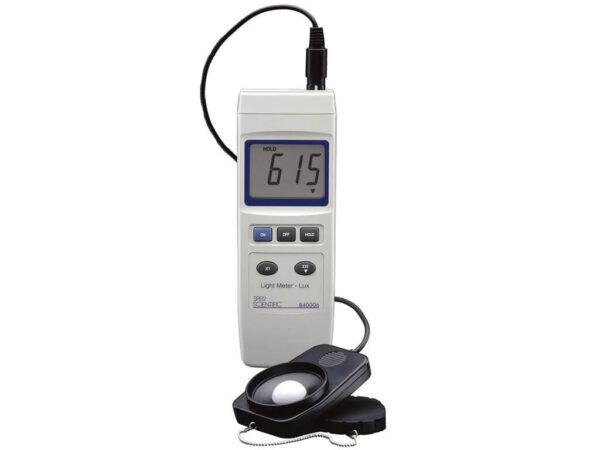 Máy đo sáng cầm tay 840006 Sper Scientific   Cảm biến cường độ sáng
