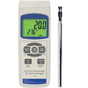 Máy đo tốc độ gió 850024 Sper