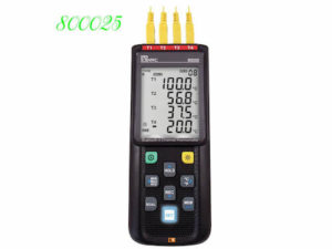 800025 Wireless Bluetooth Datalogger 4 Kênh