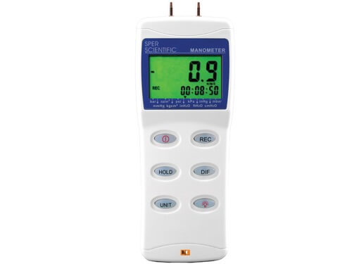 Máy đo áp suất không khí 840081 Sper
