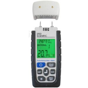 Thiết bị đo độ ẩm gỗ, VLXD 850001 Sper Scientific