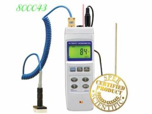 800043 Đo nhiệt độ tiếp xúc và hồng ngoại - laser