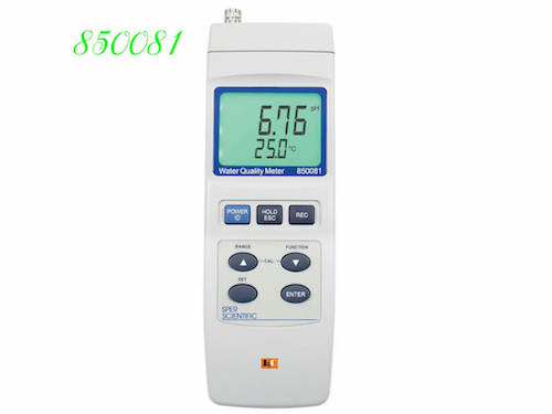 Máy đo oxy hòa tan DO 850081