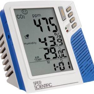 Ẩm kế điện tử 800048 - 800049 | Đồng hồ đo độ ẩm | Sper Scientific USA