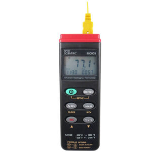 Đồng hồ đo nhiệt độ Datalog 800008 Sper Scientific