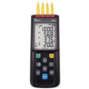 Máy đo nhiệt độ 4 kênh Datalog 800024 Sper Scientific