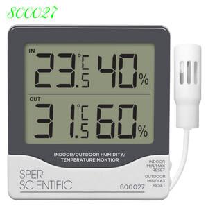 Máy đo độ ẩm không khí | nhiệt độ