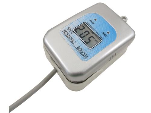 Đồng hồ đo nhiệt độ và độ ẩm 800054 - 800055 with docking station