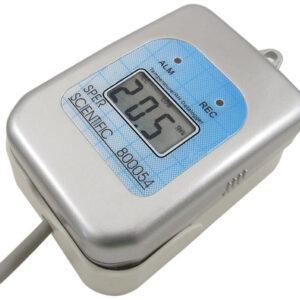 Đồng hồ đo nhiệt độ và độ ẩm Datalog 800054 Sper Scientific