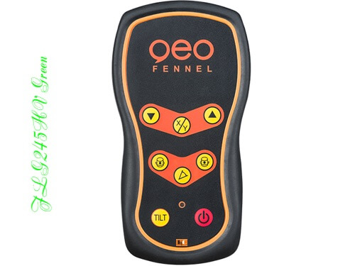 FLG245HV Green Remote