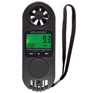 Máy đo gió, nhiệt độ, độ ẩm 850026 Sper Scientific