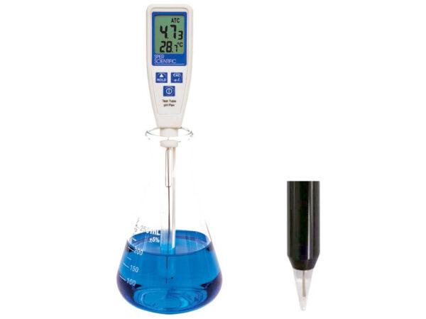 Bút đo pH đất, thịt, thực phẩm mềm 850067 Sper Scientific