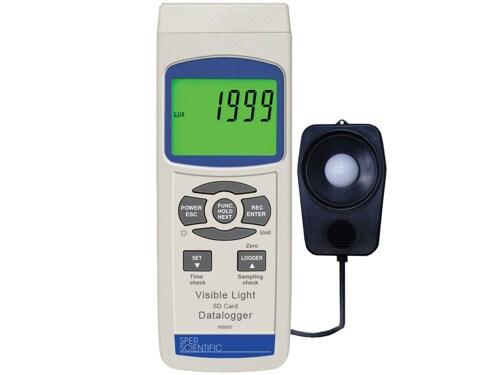 Máy đo độ sáng, nhiệt độ 850007