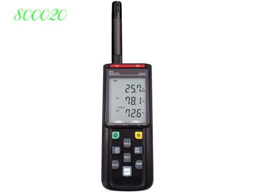 Máy đo nhiệt độ độ ẩm 800020