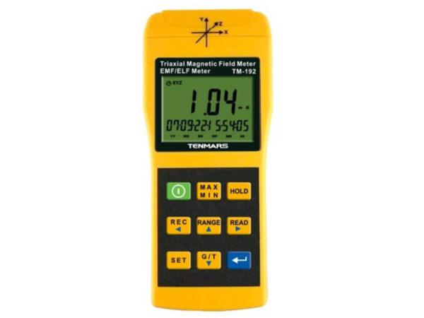 Máy đo điện từ trường TM-192 | Tenmars