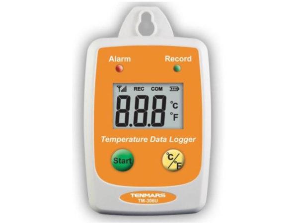 Nhiệt kế tự ghi điện tử TM-306U | Tenmars